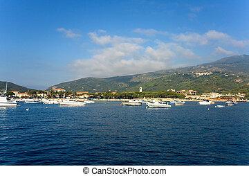 Little Harbor Of Marina Di Campo - Elba Island