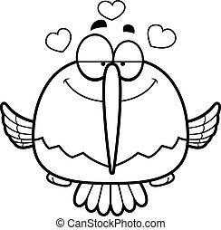 Little Hummingbird in Love
