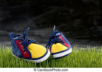 Little Kids Sneakers.