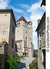 Little lane Saint-cirq-Lapopie