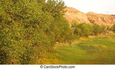 Little Missouri River Montana North America USA - The Little...
