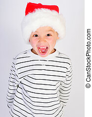 little Mr Santa