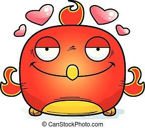 Little Phoenix in Love