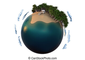 little planet beach holiday