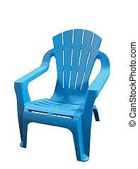 Little plastic chair