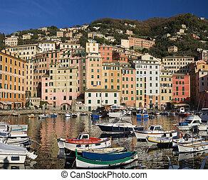 Little port of Camogli 2