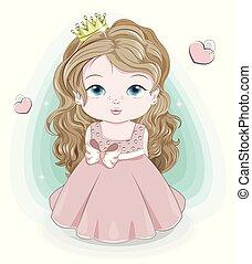 princess baby girl