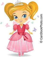 Little Princess of fairies