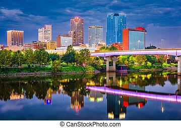 Little Rock, Arkansas, USA Skyline - Little Rock, Arkansas, ...