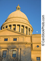 Little Rock - State Capitol