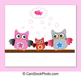 little sweet owl message