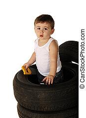 Little Tire-Man