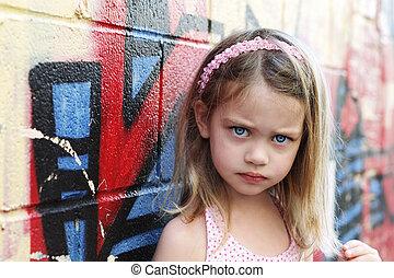 Little Urban Child