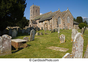 Littleham Church Exmouth Devon
