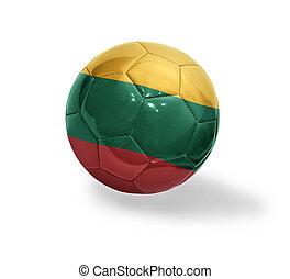 lituano, fútbol