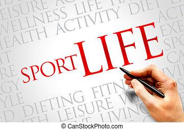 liv, sport