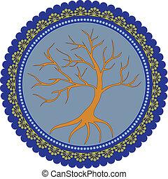 liv, träd