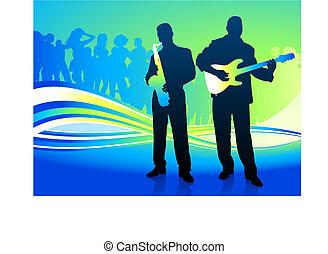 Live Music Band