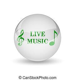 Live music icon