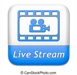live stream video or TV - live stream video film or movie on...