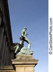 Liverpool Statue