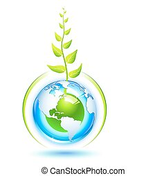 Environmental concept for preservation of the Earth