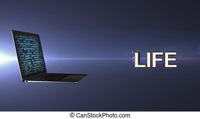 Living online. Internet and life. - Living online. Internet...