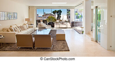 Living room - Beautiful and modern living room