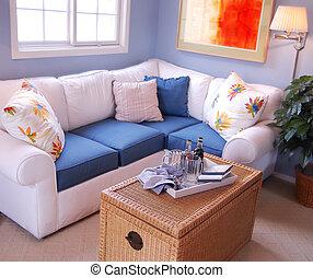 Modern Interior Design - Living room Modern Interior Design
