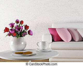 living-room, parte