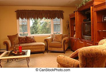 living room - comfortable living room