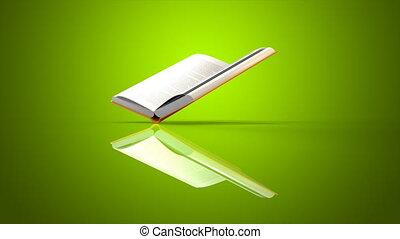 livre, fond