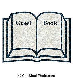 livre invité