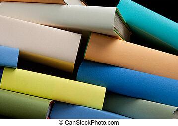 livres, étude, education