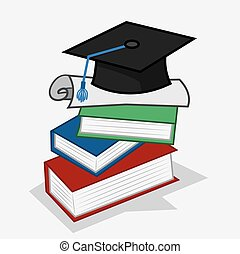 livres, diplôme