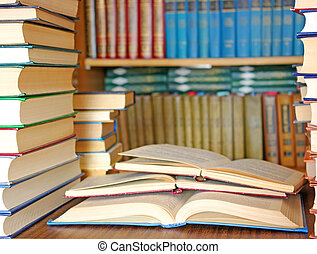 livres, education