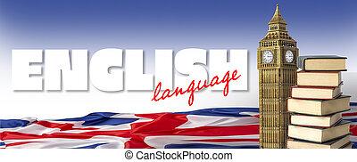 livres, langue anglaise