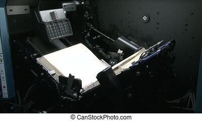 livres, scanner
