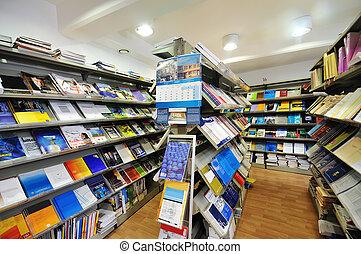 livro, biblioteca