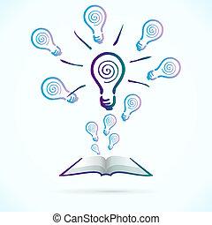 livro, idéia