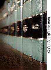 livro lei, ligado, vendas