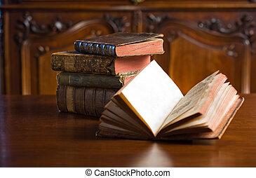 livros, de, mystery.