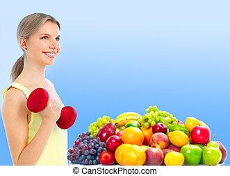 livsstil, hälsosam