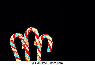 lizaki, tło, świąteczny