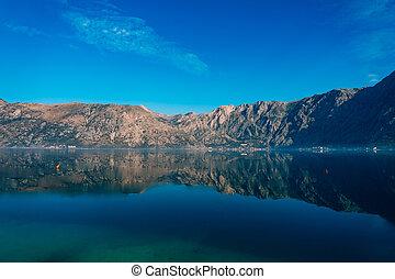 Ljuta village in the Bay of Kotor