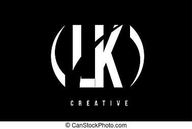 Lk Logo Stock Vector 615105527 - Shutterstock
