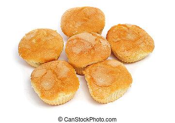 llanura, cupcakes