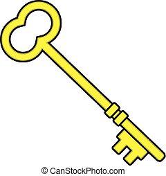 llave, cerrajero