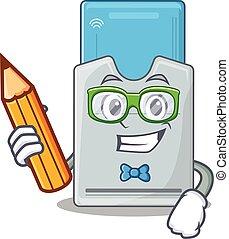 llave, lápiz, tarjeta, carácter, tenencia, estudiante,...