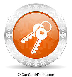 llaves, icono